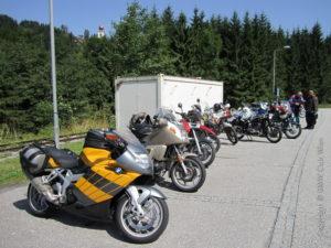 2012 Fahrt ohne Garmin