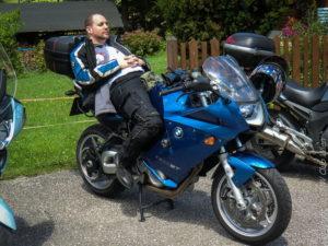 2011 Ausfahrt ins Blaue mit G. Skarta