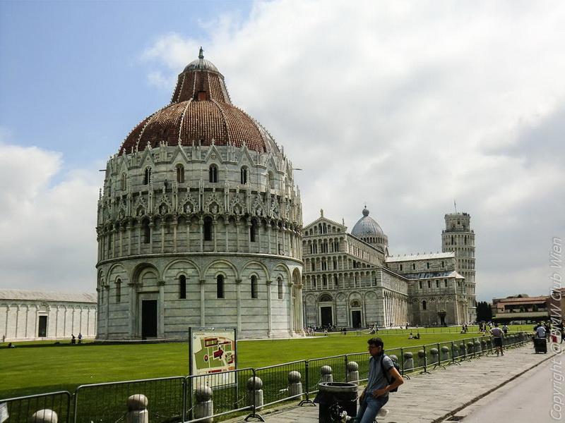 2012 Eine Woche durch die Toskana