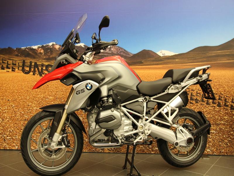 2013 BMW R 1200 GS, Details, Action, Fahrszenen, Interview
