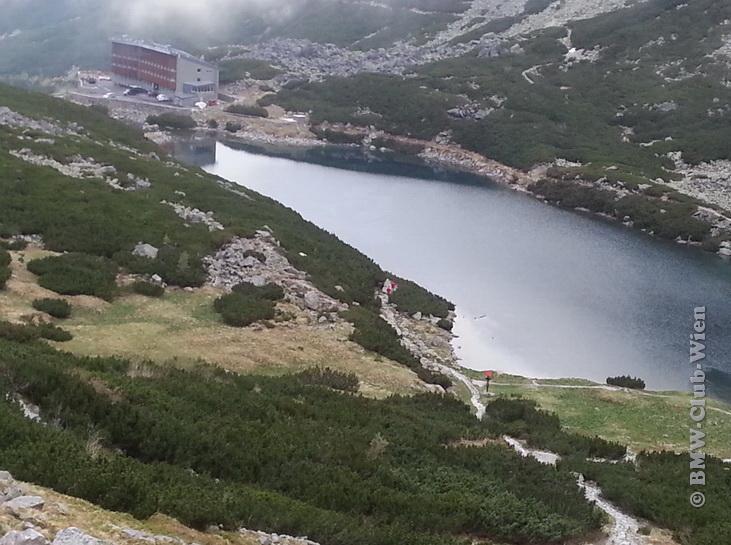 1 Woche durch die Hohe Tatra