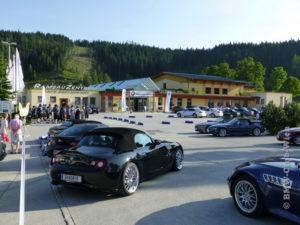 BCÖ Treffen in Ramsau am Dachstein 12.07. – 14.07.2013