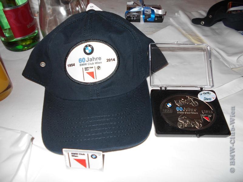 60 Jahre BMW Club Wien