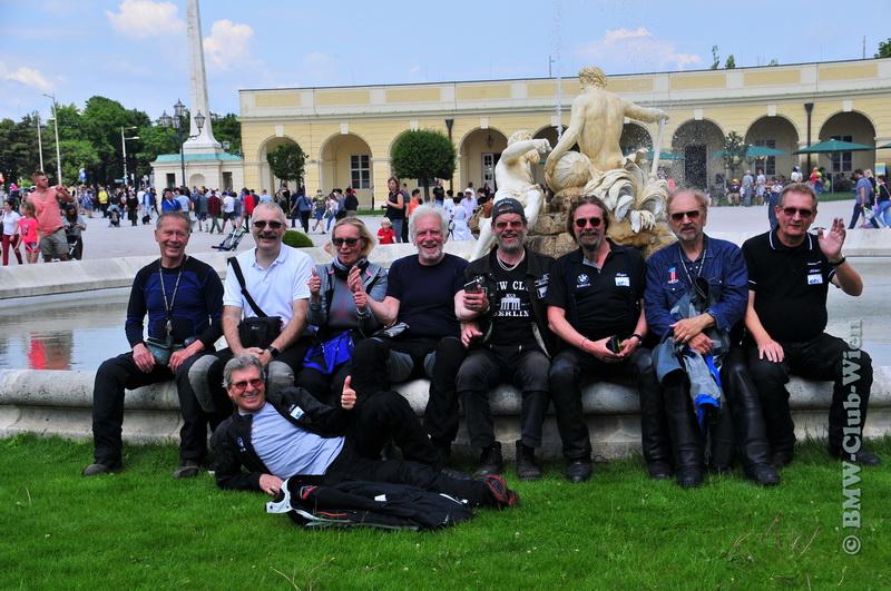 BMW Club Berlin in Wien
